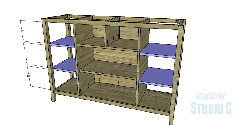 DIY Plans to Build an Arden Buffet_Outer Shelves 2