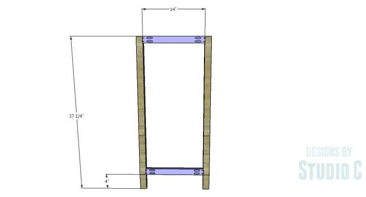 DIY Plans to Build an Arden Buffet_Side Frames