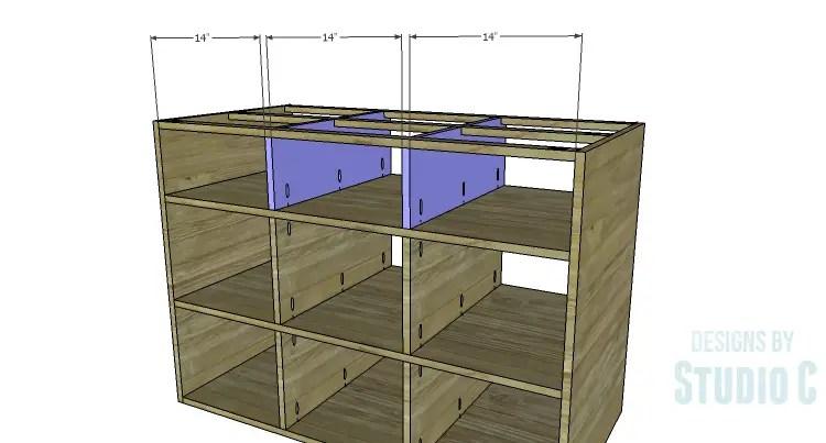 DIY Plans to Build an Eckhart Kitchen Island_Drawer Dividers 2