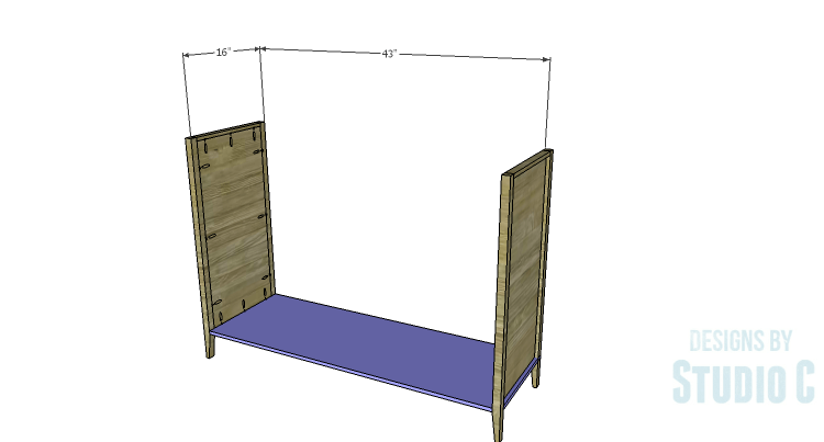 DIY Plans to Build a Gabriela Dresser_Bottom 2