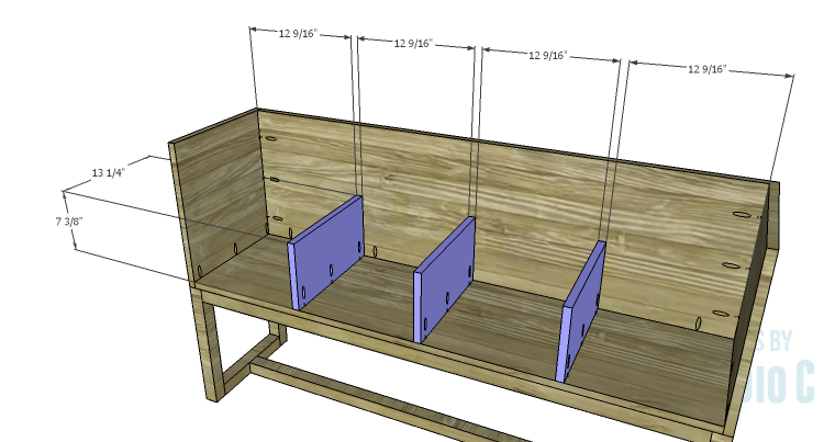 DIY Plans to Build a Katherine Buffet_Dividers 1