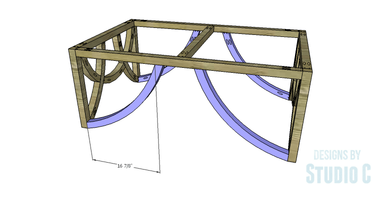 DIY Plans to Build a Curved Base Coffee Table_Front & Back 1_2