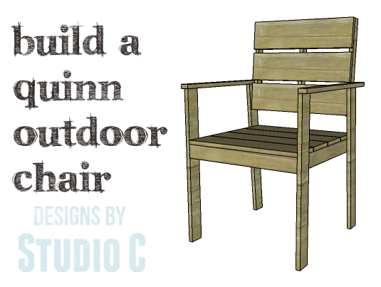 DIY Plans to Build a Quinn Outdoor Chair_Copy