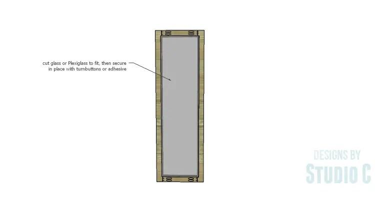 DIY Plans to Build a Coat Cabinet-Doors 2
