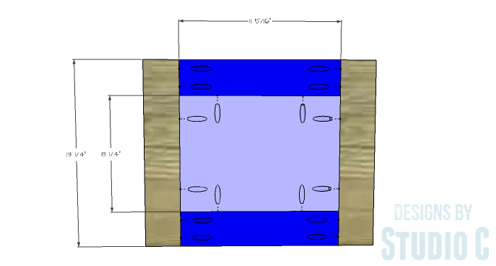 DIY Plans to Build a Braylon Chest-Doors 1
