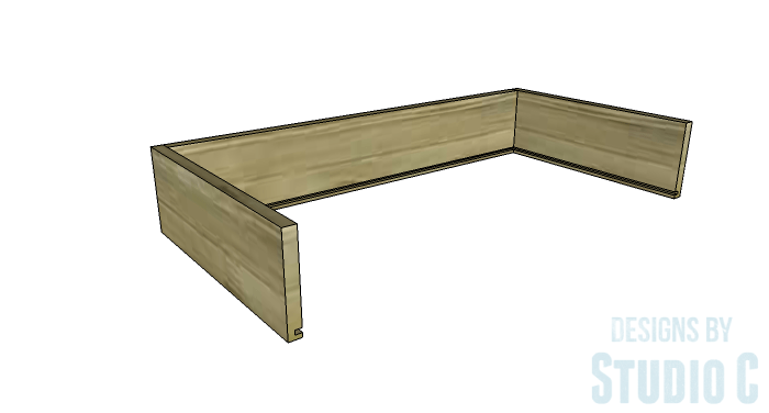 DIY Plans to Build a Braylon Chest-Drawer Box 2