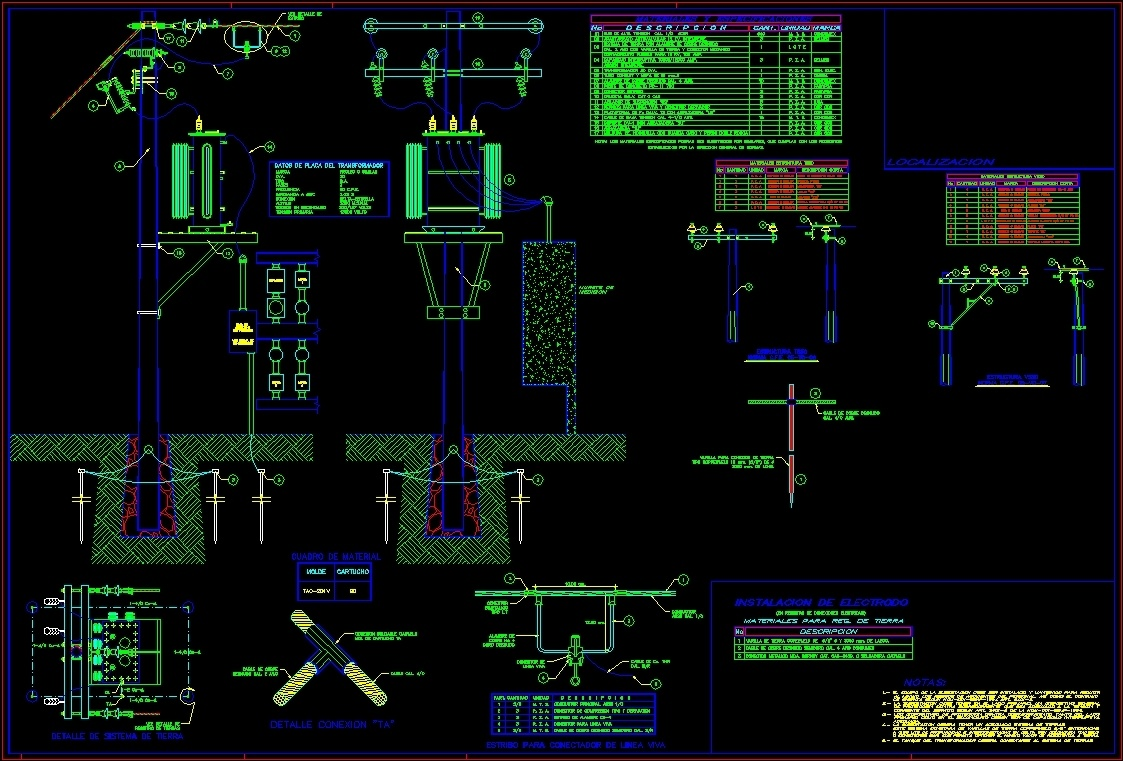 Power Transformer Dwg Images Of Home Design Electrical Schematic Wiring Diagram In Autocad Drawing Bibliocad