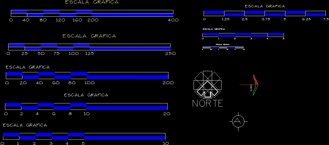 Graphics Scales DWG Block for AutoCAD \u2022 Designs CAD