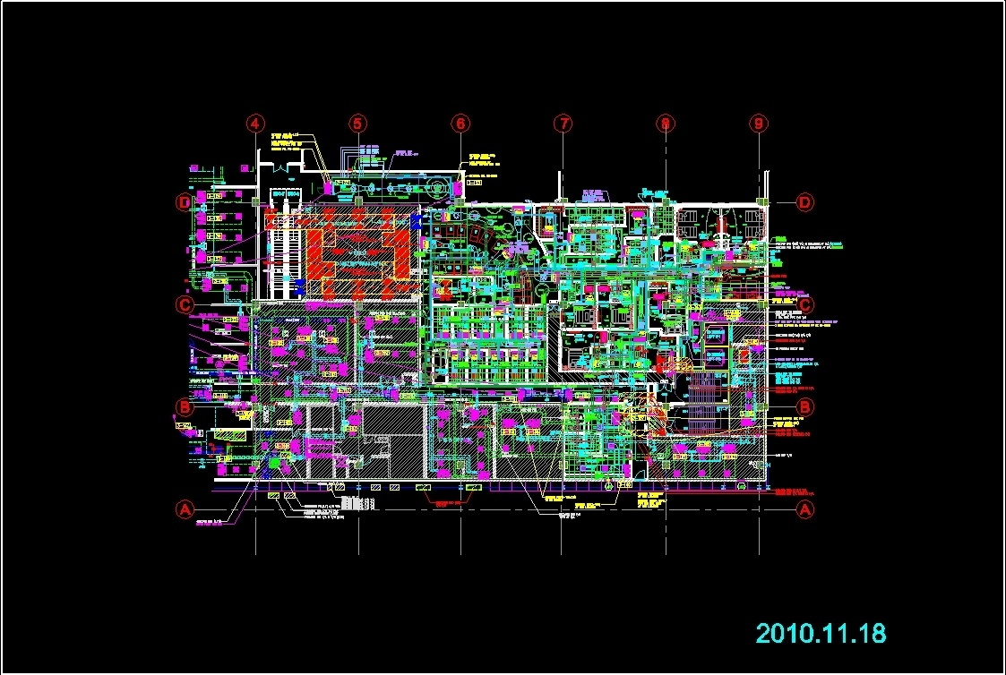 Caminetto Blocchi Dwg Wrg 8228 Hvac Drawing Dwg