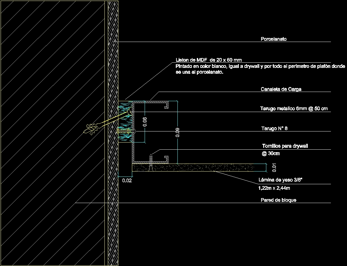 suspended ceiling dwg section for autocad u2022 designs cad