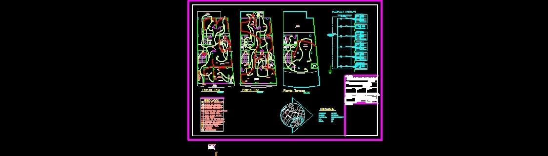 Electrical Installations Plan Rvb 1 DWG Plan for AutoCAD \u2022 Designs CAD