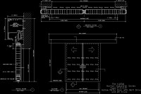 Sliding Door Section Dwg - Sliding Door Designs