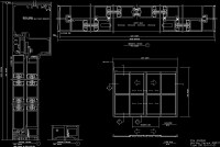 Sliding Door Section Cad - Sliding Door Designs