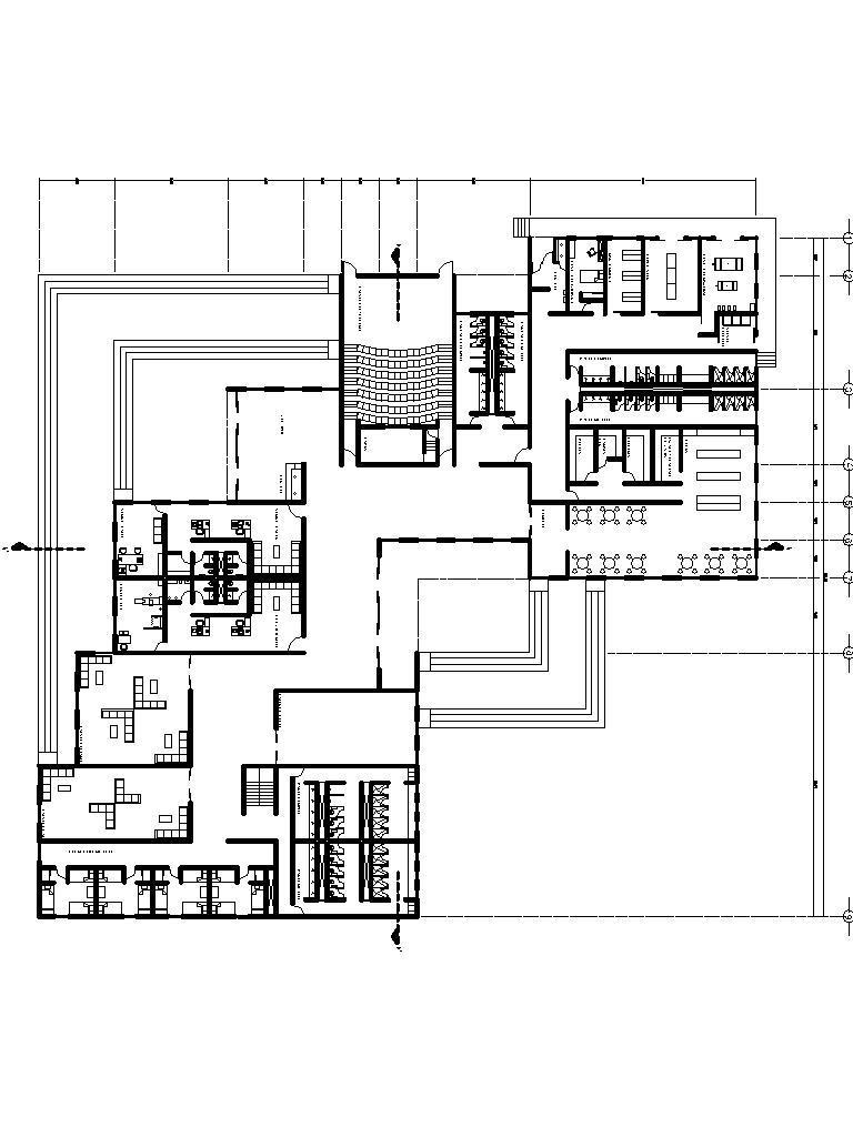 2d electrical plan