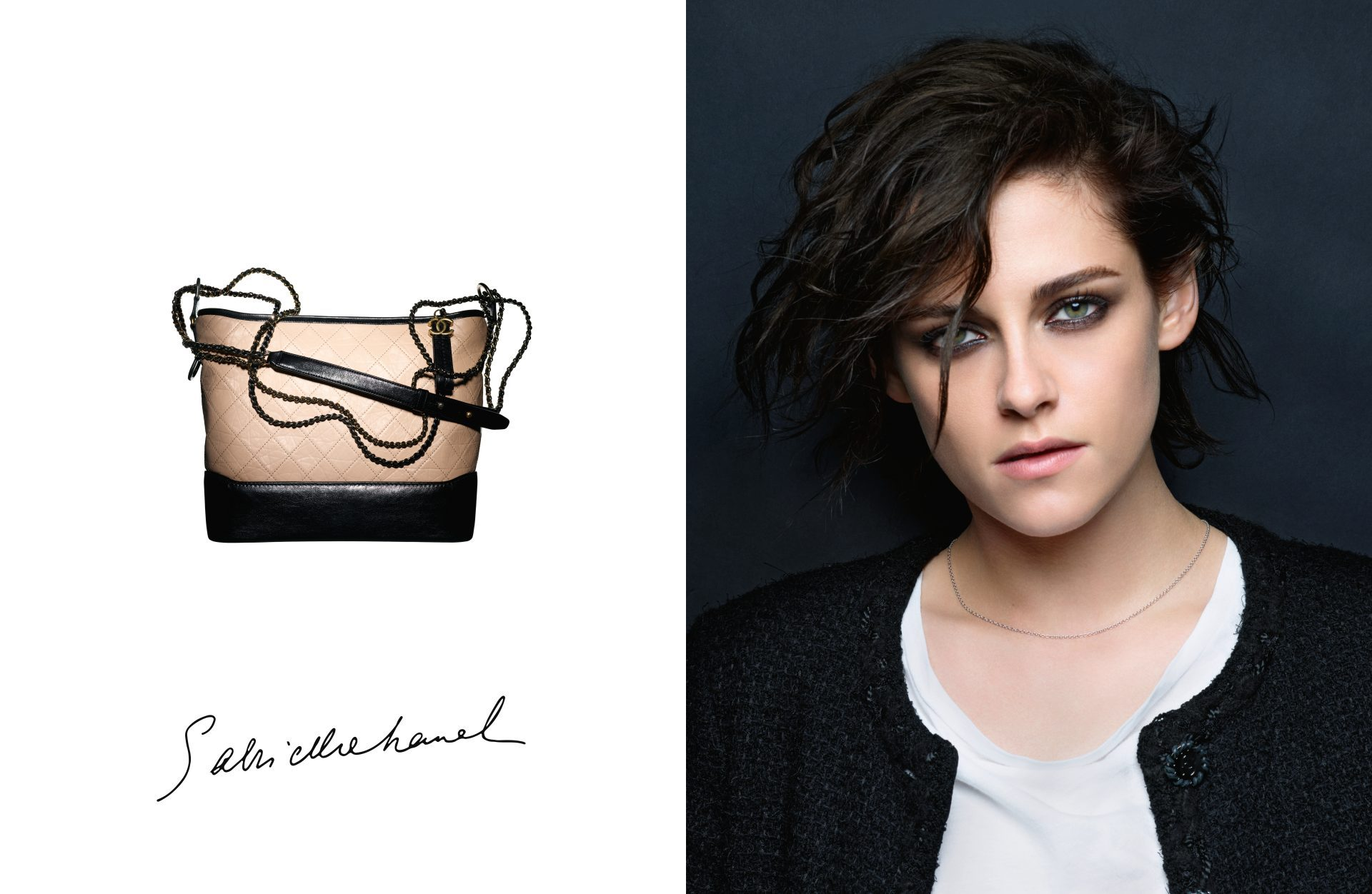 Chanel Gabrielle Kristen Stewart Is The Face Of Chanel Gabrielle Fragrance