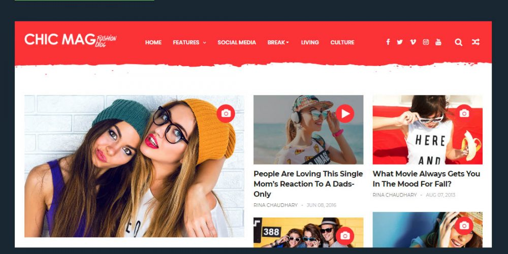 50 Best Free Responsive Blogger Templates 2019 - Designseer