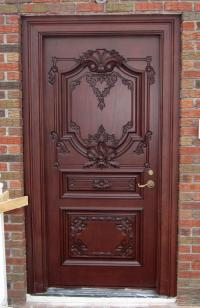67+ Plywood Main Door Design & Style with Price for Indian ...