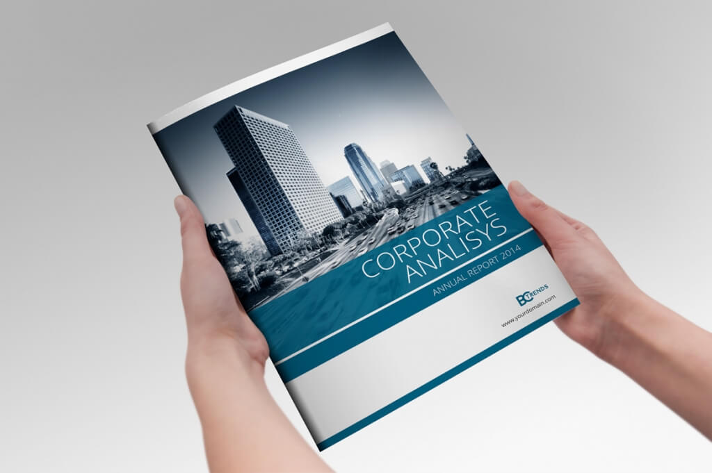 70+ Modern Corporate Brochure Templates Design Shack - reports designs