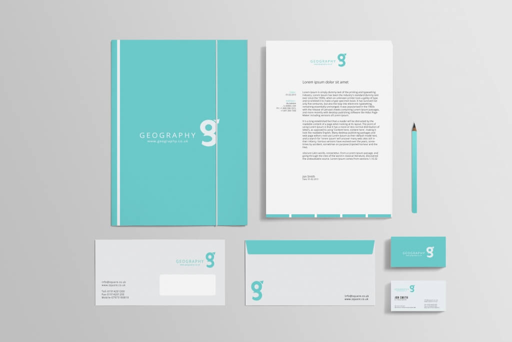 80+ Modern Stationery Templates Freedom of Creation
