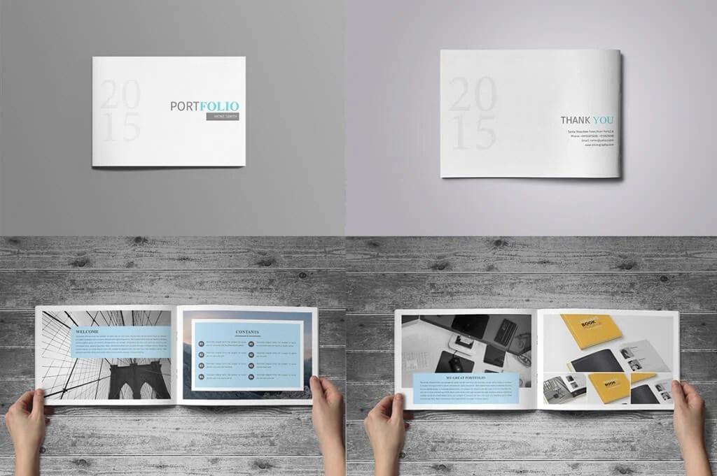 70+ Modern Corporate Brochure Templates Design Shack - interior design brochure template
