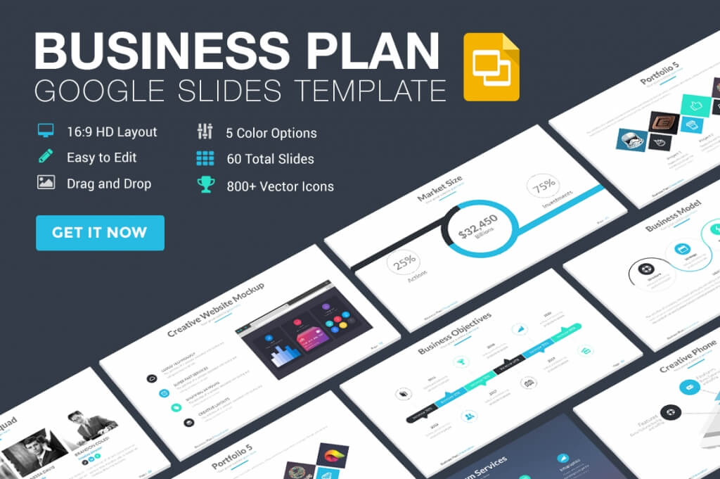 25+ Modern, Premium Google Slides Templates  Themes Design Shack - Google Presentations Templates