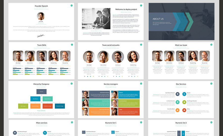 60 beautiful premium powerpoint presentation templates this pack contains 12000 hd slides master slide based one click color changer hand made charts professional layouts ready to showcase your products toneelgroepblik Gallery
