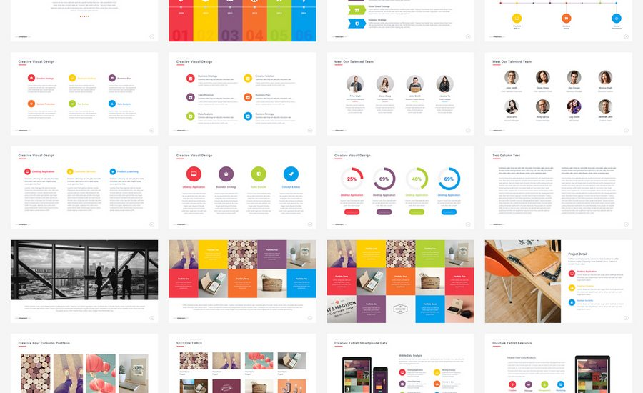 60+ Beautiful, Premium PowerPoint Presentation Templates - KingInExile™