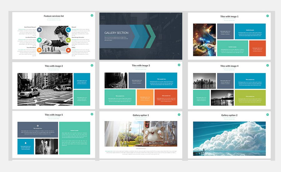 exciting powerpoint templates