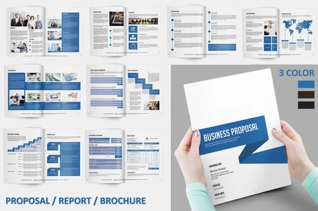20+ Annual Report Templates - Top Digital Agency San Francisco - business reporting templates