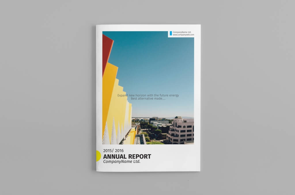 20+ Annual Report Templates - Top Digital Agency San Francisco