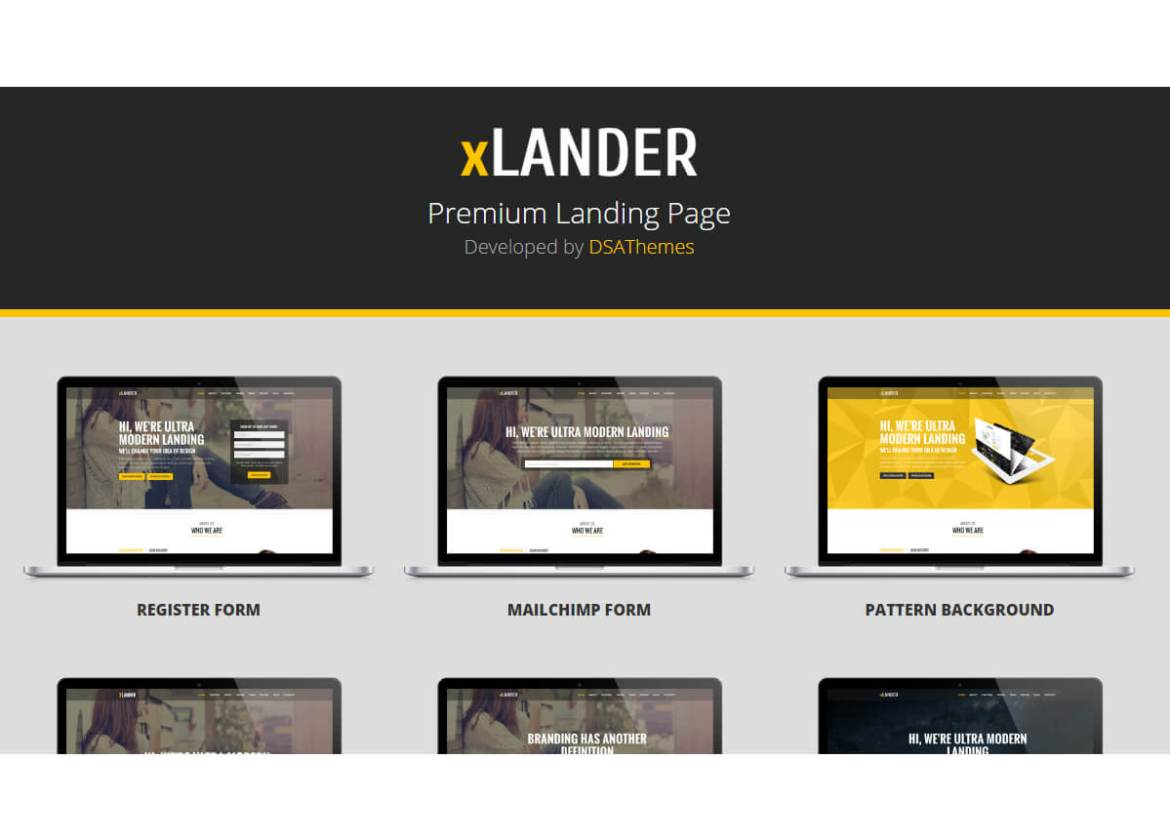 35+ Best App Landing Page Templates 2018 | Healthcare Web Design and ...