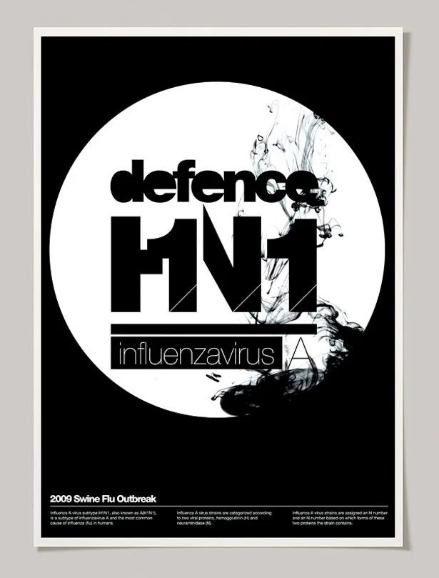 Typographic Posters 100 Stunning Examples Design Shack