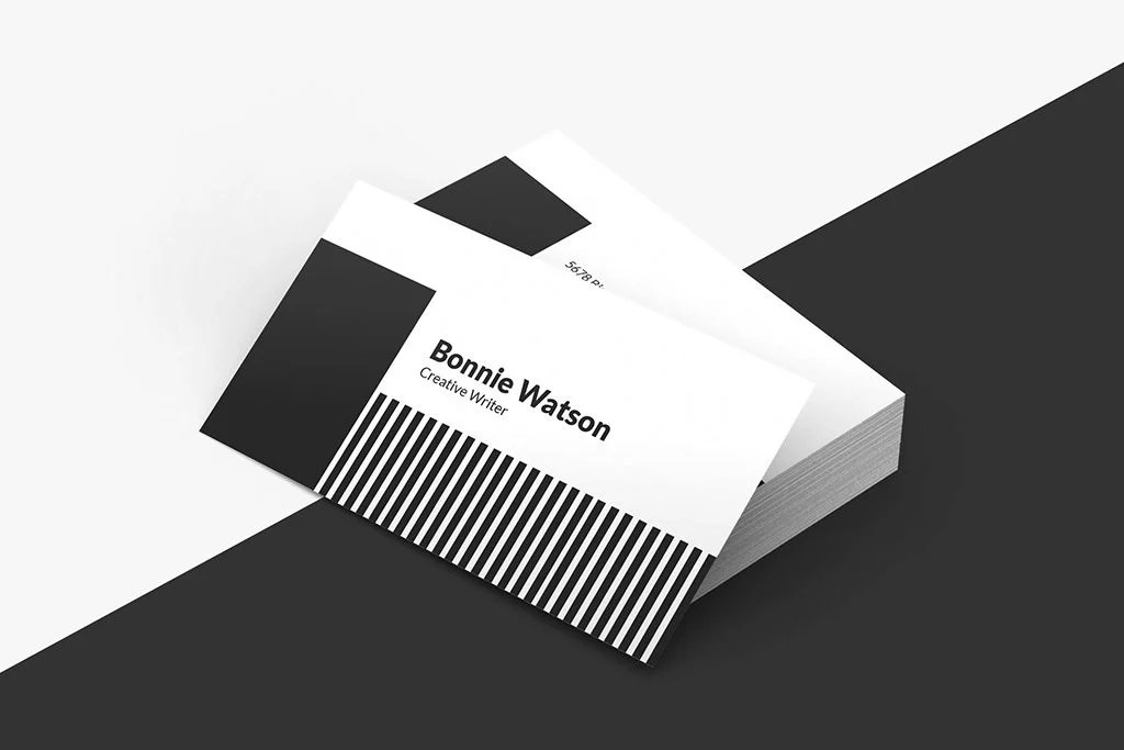 50 Incredibly Clever Business Card Designs Design Shack