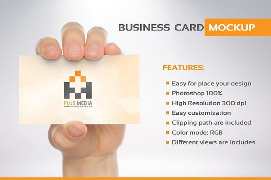 70 corporate creative business card mockups healthcare web this mockup will let you show your clients how your business card design look like when its being held from their hands it includes 4 mockups featuring reheart Gallery