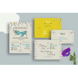 Small Crop Of Wedding Invitation Samples