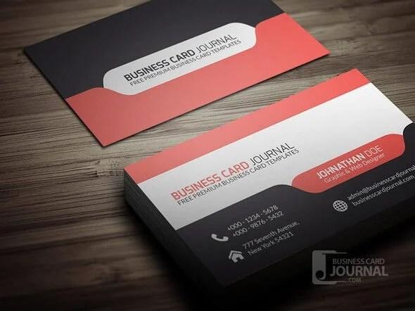 70+ Corporate  Creative Business Card PSD Mockup Templates Design