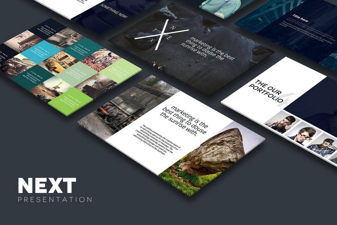 20 modern professional powerpoint templates healthcare web design