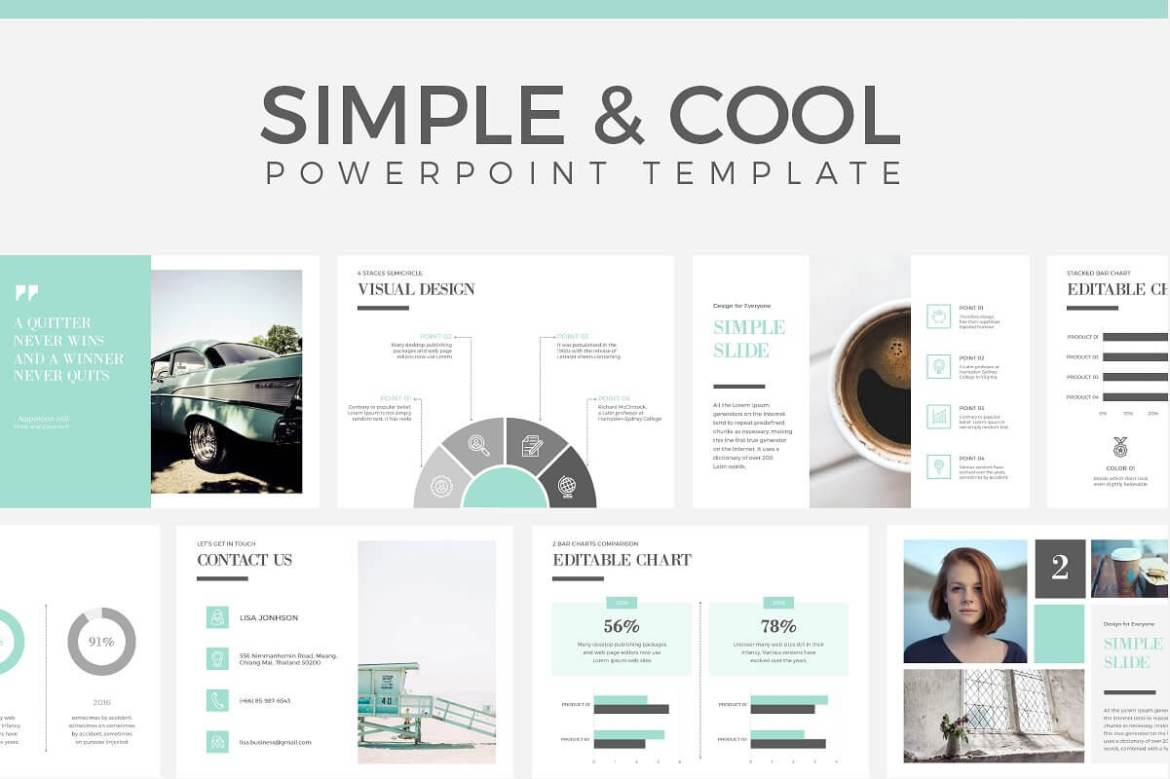 beautiful powerpoint presentation templates choice image, Modern powerpoint