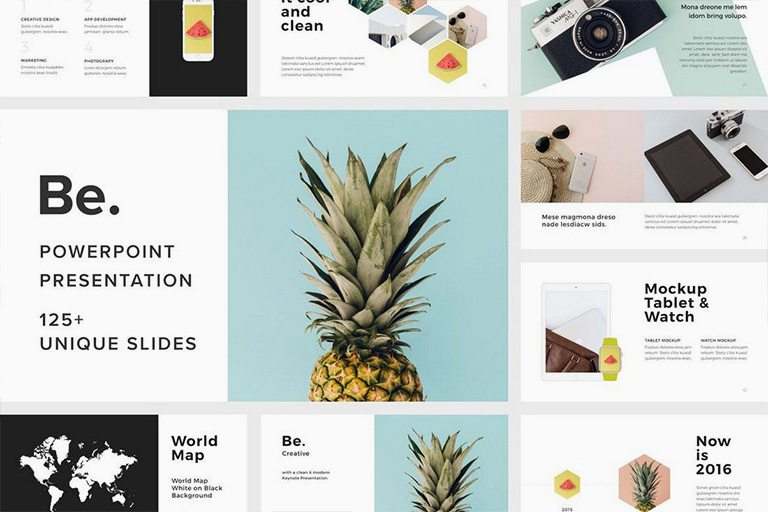 50+ Best PowerPoint Templates of 2019 Design Shack