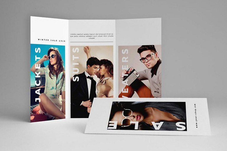 20+ Best Tri-Fold Brochure Templates (Word  InDesign) Design Shack