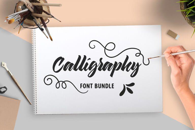 90+ Cool Calligraphy Designs - Tamareed Arabic Calligraphy Logo
