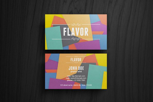 70+ Corporate  Creative Business Card PSD Mockup Templates Design - portrait business card