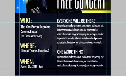 How to Design an Awesome Flyer (Even if You\u0027re Not a Designer - how to make flier
