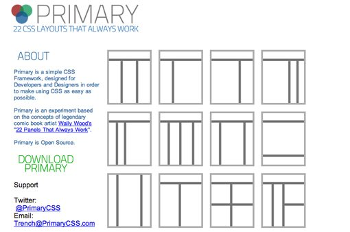 715 Awesomely Simple and Free CSS Layouts Design Shack