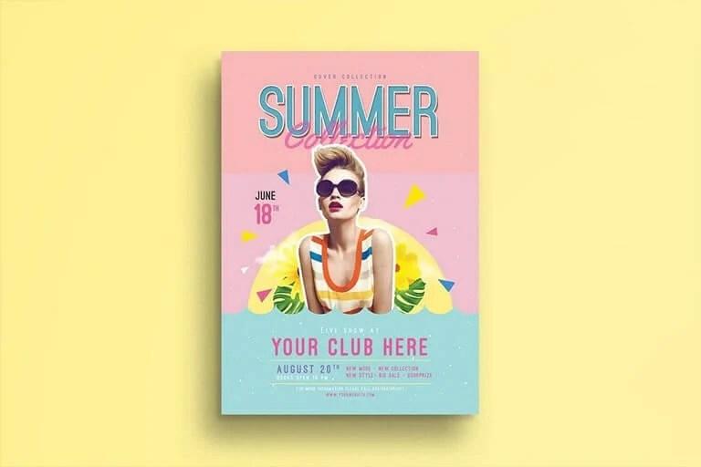 20+ Best Event Flyer Templates Design Shack - event flyer