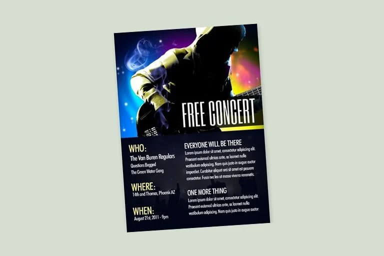 How to Design an Awesome Flyer (Even if You\u0027re Not a Designer