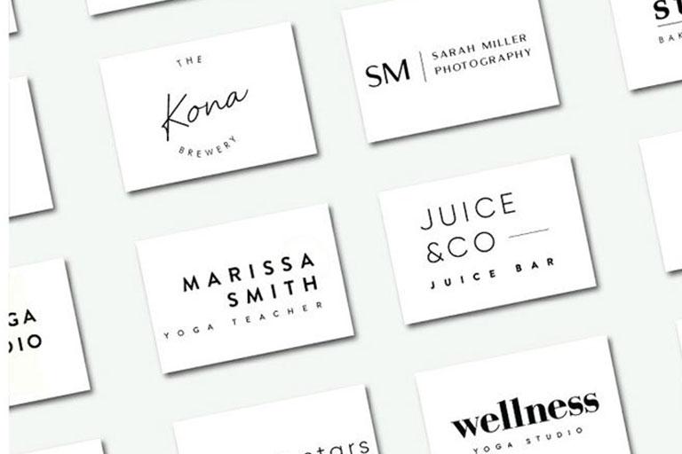 20+ Best Illustrator Logo Templates Design Shack