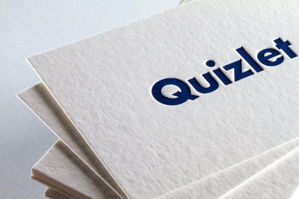 37 Beautiful Letterpress Business Cards Design Shack - letterpress business card