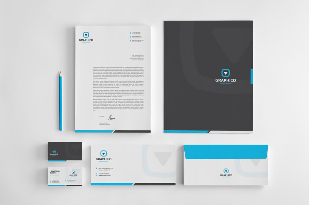 80+ Modern Stationery Templates Design Shack