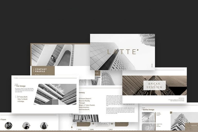 30+ Modern Professional PowerPoint Templates Design Shack